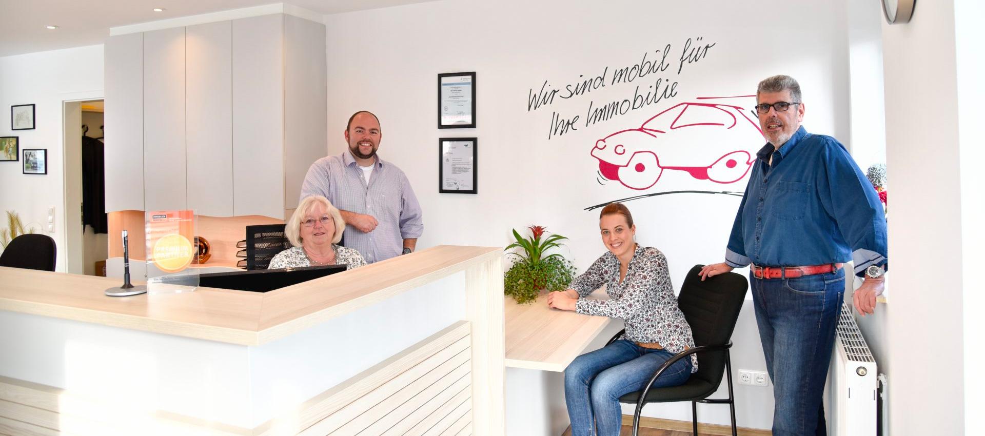 Abbildung Team Sale Immobilien